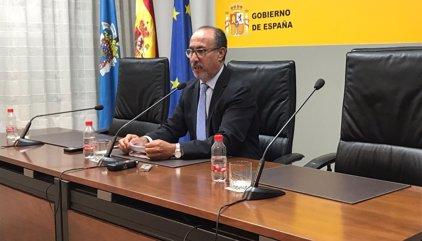El delegado del Gobierno en Melilla no descarta ninguna hipótesis en relación al ataque a un agente en la frontera