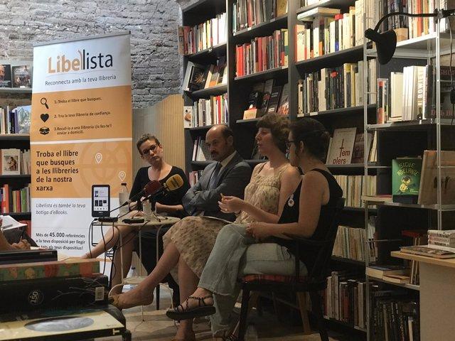 Presentación de la plataforma Libelista