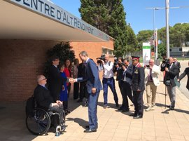 El Rey pone a los JJOO de Barcelona como ejemplo de que los éxitos se consiguen con unidad y trabajando juntos