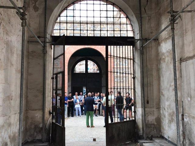 Visita a la Cárcel Vieja
