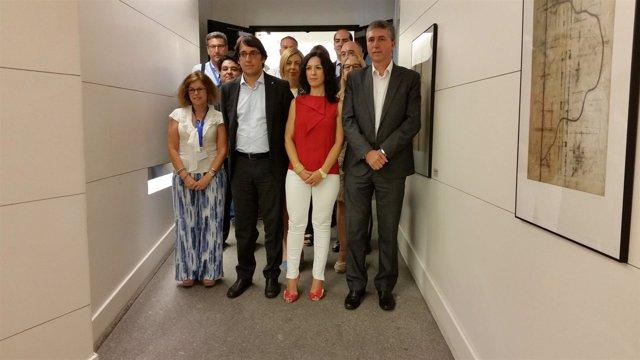 Representantes de CCAA del PSOE, Navarra y Cataluña, críticos con Empleo
