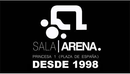 Cierra la Sala Arena de Madrid después de 19 años de actividad y 1655 conciertos