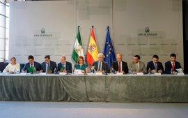 Diputación destaca que la provincia recibirá 5,41 millones de la Junta para obras del PFEA 2017