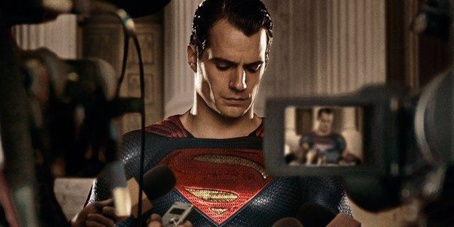 Superman en Batman v Superman