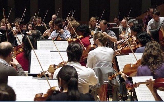 Orquestra de la Comunitat Valenciana (archivo)