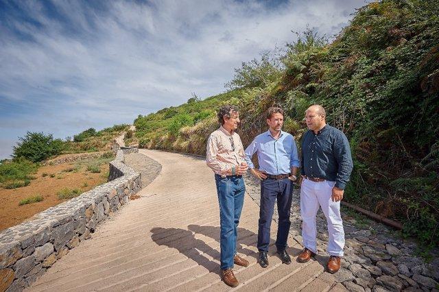 Nota De Prensa Y Fotografía: Infraestructura Rural Subvenciones