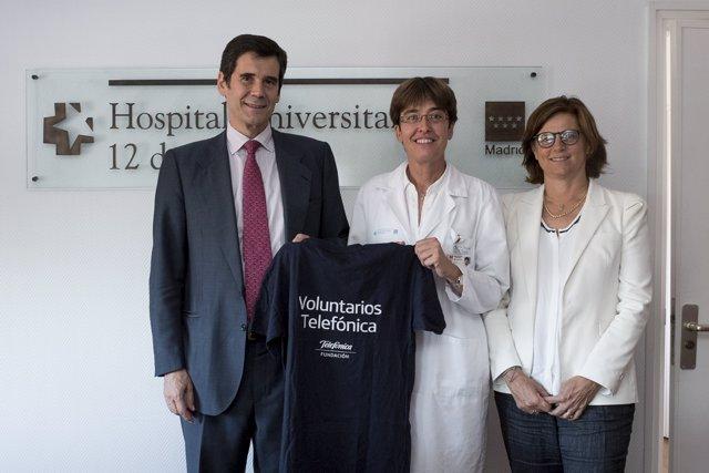 Acuerdo con Hospital 12 de Octubre