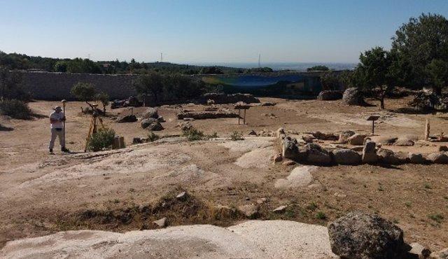 Yacimiento arqueológico de Hoyo de Manzanares