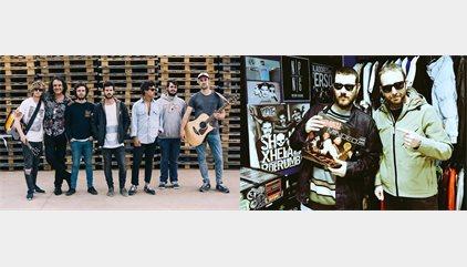 Taburete acusan a Los Chikos del Maíz de robar música a Café Quijano y se monta una inevitable pelea en Twitter