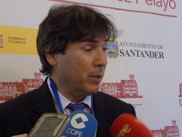 Jaime González, presidente de la APS