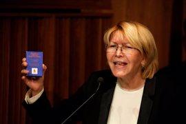 """La fiscal general de Venezuela advierte de que la Constituyente podría consolidar la """"dictadura"""" de Maduro"""