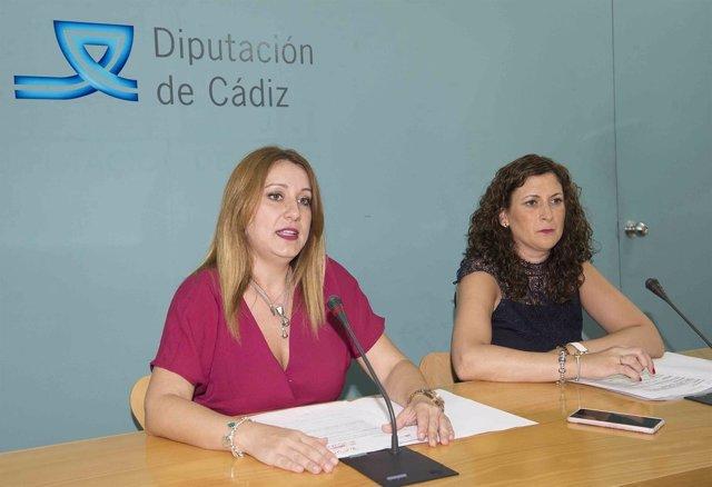 Isabel Armario, diputada provincial de Cádiz