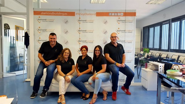Equipo de 'Diamond Building'