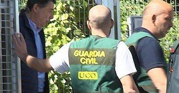 Ignacio González pide al juez que le deje en libertad