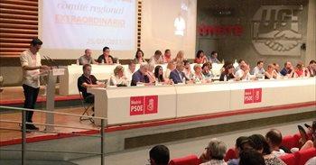 Dirigentes del PSOE-M inciden en lograr amplios consensos de cara al congreso y no descartan más candidatos a primarias