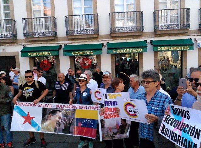 Asociación Galego-Bolivariana 'Hugo Chávez'