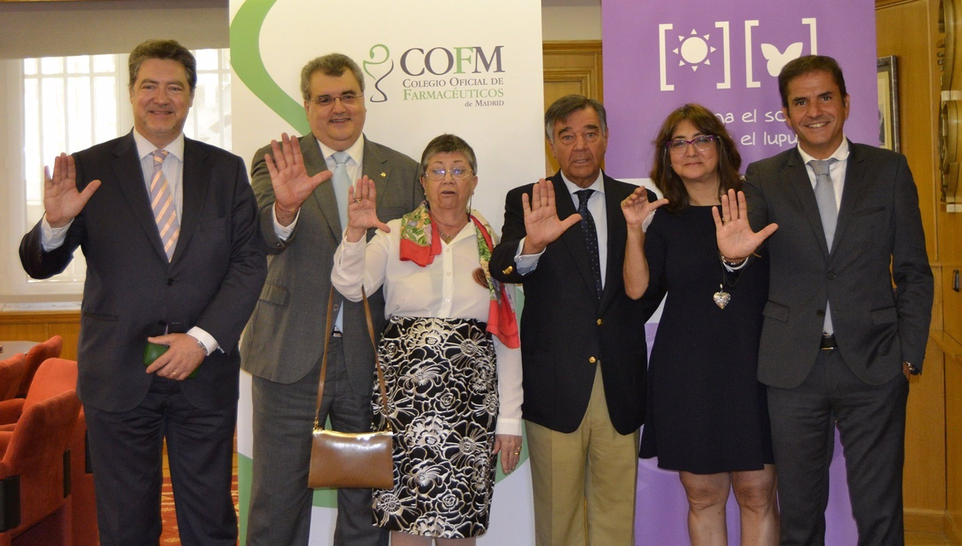 Las farmacias facilitarán a los pacientes de lupus el acceso a fotoprotectores con 'condiciones muy ventajosas'