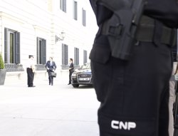 Rajoy arribarà a l'Audiència Nacional amb el seu ajudant (EUROPA PRESS)