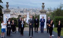 Puigdemont propone presentar una candidatura para organizar los Juegos Olímpicos de Invierno