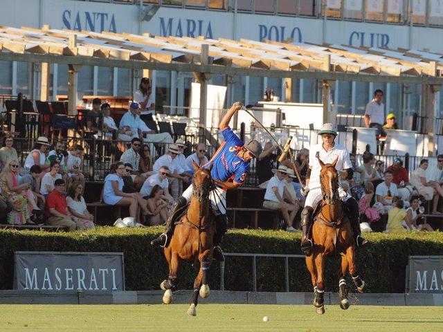 Primera jornada del 46º Torneo de Polo de Sotogrande