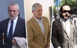 Correa, Crespo i 'El Bigotis' no assisteixen aquest dimecres a la declaració de Rajoy com a testimoni (Europa Press)