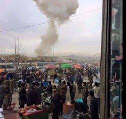 Almenys 40 soldats morts en un atac talibà contra una base militar a Kandahar (Afganistan) (TWITTER)