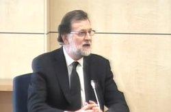 Rajoy diu que entre 1996 i 2003 no va fer cap activitat a Gènova excepte la campanya de les generals del 2000 (Europa Press)