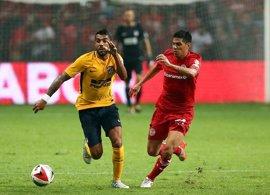 El Atlético abre su pretemporada con empate ante el Toluca mexicano