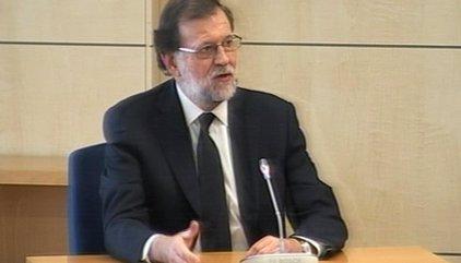 """Rajoy subraya que """"jamás"""" conoció ninguna financiación ilegal y que su responsabilidad era """"política, no contable"""""""