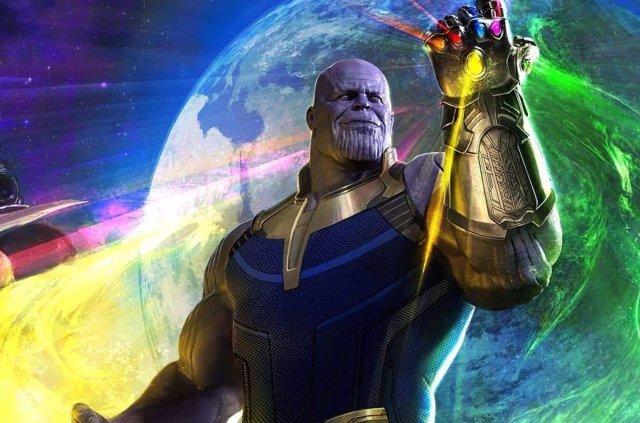 Vengadores: Infinity War Thanos