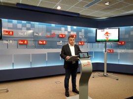 """Santos Cerdán (PSOE) dice que la declaración de Rajoy deja """"varias fotos de la vergüenza"""""""