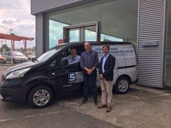 Nissan i la Diputació de Girona s'alien per promocionar el vehicle elèctric (NISSAN)