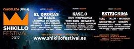 Sorteamos dos abonos dobles para el Shikillo Festival 2017