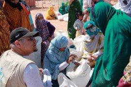 El PMA agradece al Gobierno español y las CCAA sus 1,9 millones para ayudar a refugiados saharauis
