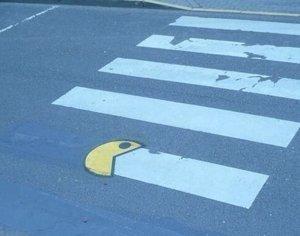 Arte 'vandálico' callejero