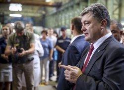 La Justícia ucraïnesa demana obrir una investigació contra Poroixenko per alta traïció (PRESIDENCIA UCRANIA/EP)
