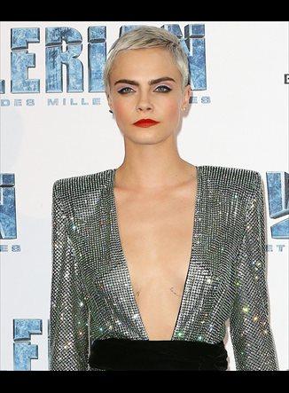 El vestido más sexy de Cara Delevingne que ya han llevado otras celebrities