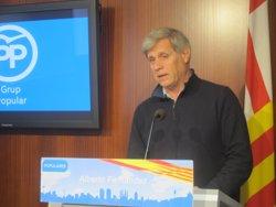 Alberto Fernández (PP) demana una reunió d'urgència respecte a la droga en el Raval (Europa Press)