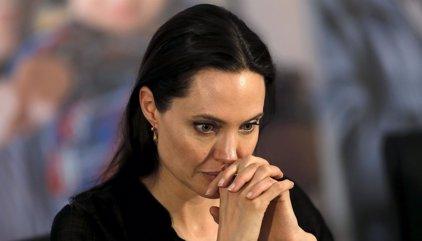 Angelina Jolie se sincera sobre su divorcio con Brad Pitt por primera vez