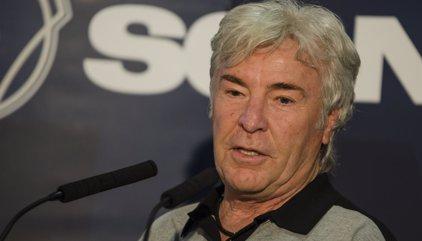 Ángel Nieto permanece en la UCI en coma inducido y su pronóstico es reservado