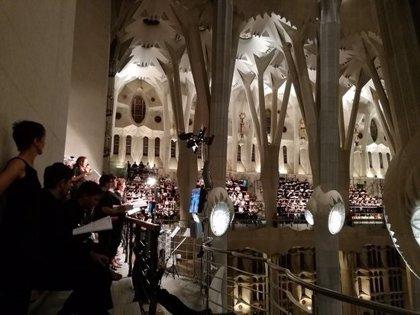 La Sagrada Família serà l'escenari del concert especial del Simposi Mundial de Música Coral el 26 de juliol