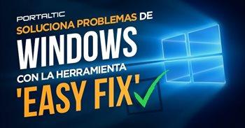 Qué es la herramienta 'easy fix' de Windows y cómo utilizarla para solucionar los problemas del sistema
