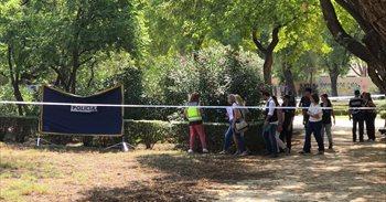 """Localizan el cadáver de una mujer calcinado y con """"aparentes signos de violencia"""" en un parque de Sevilla"""