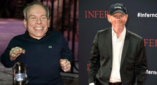Ron Howard confirma que Warwick Davis trabajará en el spin-off de Han Solo