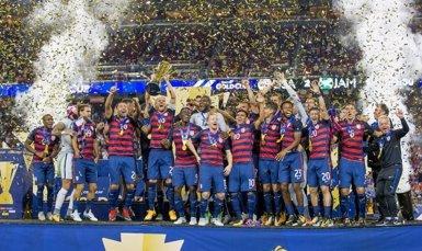 Els Estats Units conquista la Copa Oro amb un agònic triomf sobre Jamaica (US SOCCER)