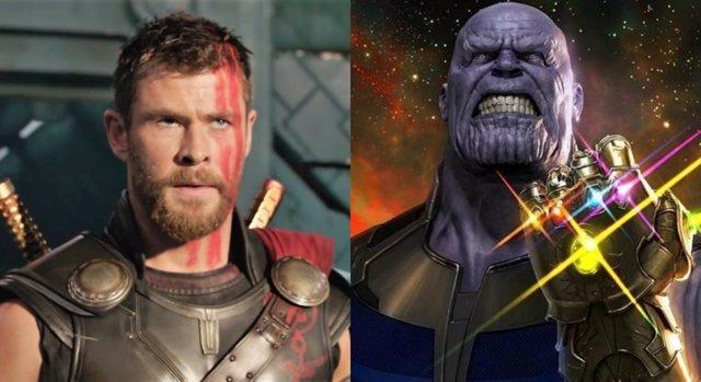 Thor: Ragnarok y Vengadores: Infinity War