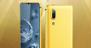 Sharp prepara un 'smartphone' sin marcos y con lector de huellas en la pantalla