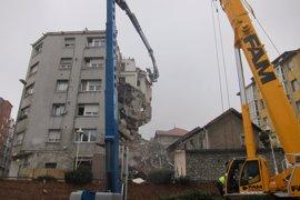 Mantecón denuncia ante la Fiscalía el derrumbe del edificio de la calle del Sol