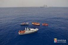 Itàlia preveu desplegar vaixells en aigües de Líbia per a final d'agost (MARINA ITALIANA)