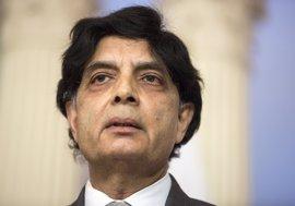 El ministro de Interior de Pakistán anuncia que dimitirá cuando el Supremo decida sobre Sharif